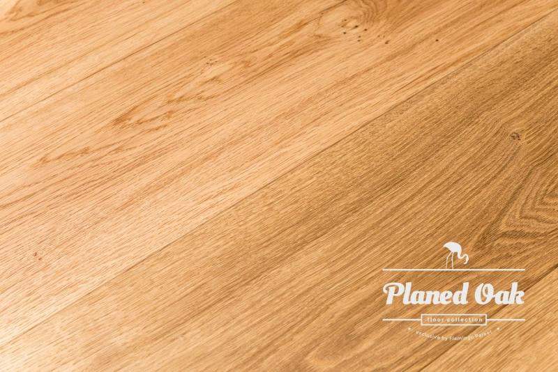 Planed oak